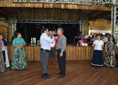 ELEIÇÃO DA NOVA PATRONAGEM DO CTG ESPELHO DA TRADIÇÃO