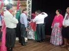 Show Baile com Os Monarcas marcam a Posse da Patronagem