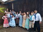 Invernada Artística participa de evento no CTG Querência do Minuano em Faxina dos Guedes